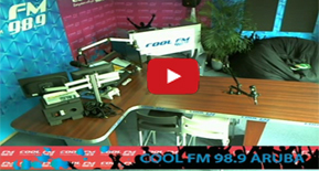 Live radio in homepage