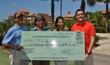 Prome lustro di Kiwanis Club of Aruba su Fundraising Golf Tournament