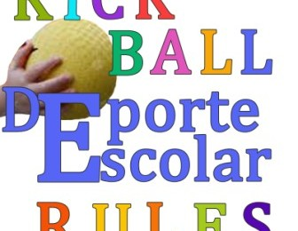 Kickball Deporte Escolar Rules