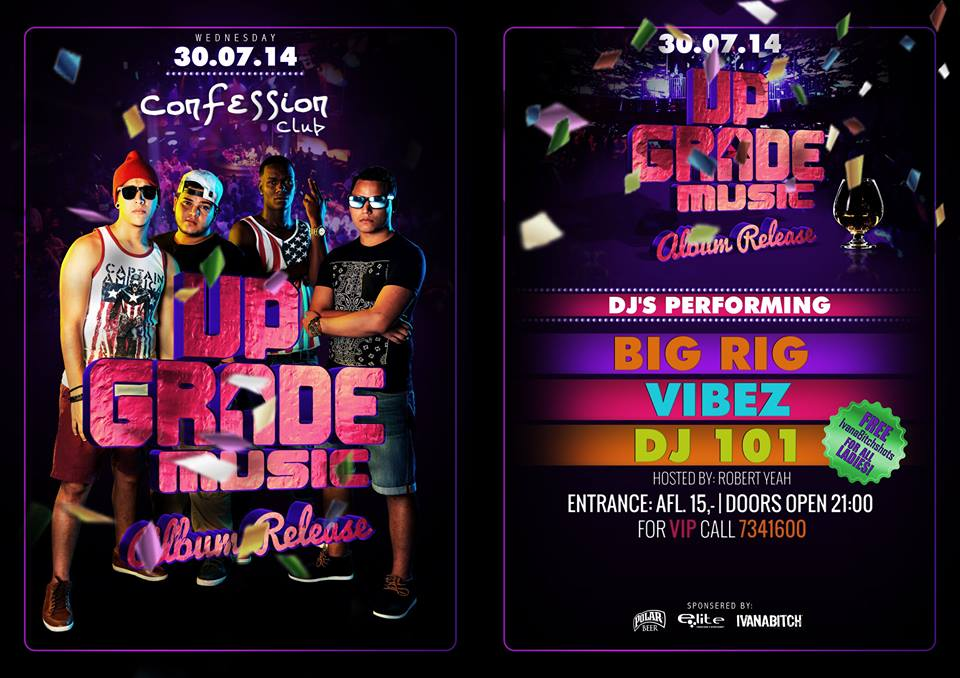 Upgrade Music Album Release