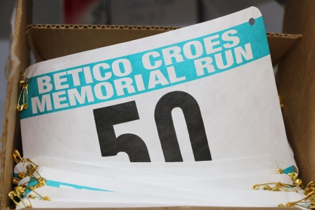 "Esaki ta ultimo siman pa inscribi pa participa na e   ""Betico Memorial 10K Run"" y 6K Fun Walk & Run"