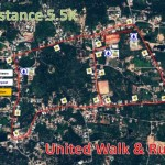 Ruta 5.5k United Walk & Run