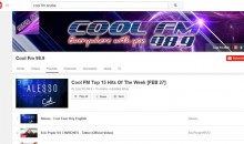 COOLFM TUR DIABIERNA CU SU TOP 15 HITS  PLAYLIST RIBA SU YOUTUBE PAGE