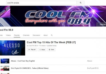 cool fm youtube