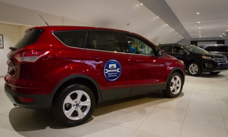 Yrausquin a inaugura showroom nobo di Ford y Lincoln