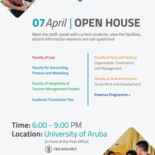 Open House Universidad di Aruba