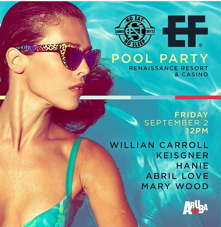 Electric Pool Party