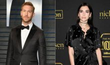 CALVIN HARRIS A ANUNCIA KU E LO COLLAB  KU DUA LIPA PA E NEXT SINGLE