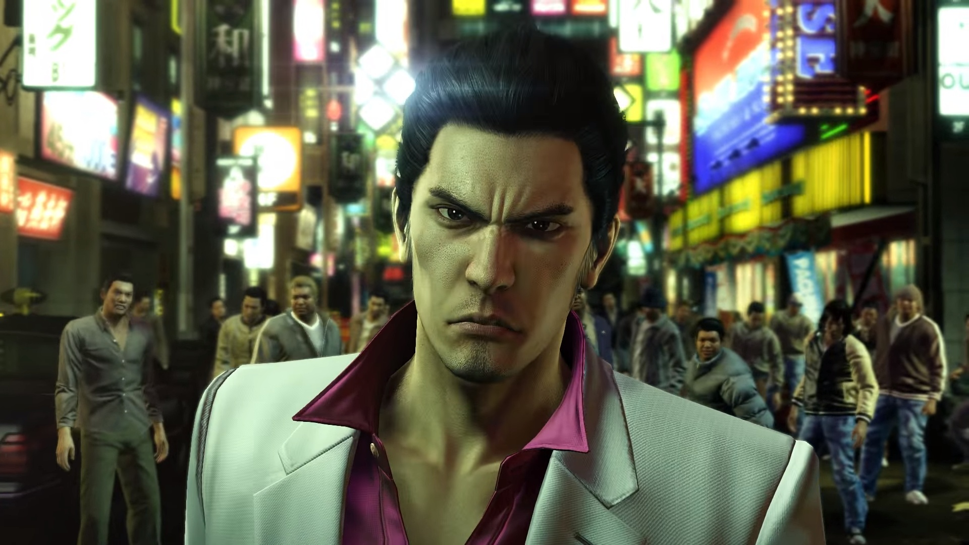 YAKUZA 3 4 Y 5 LO WORDO REMASTER PA PS4