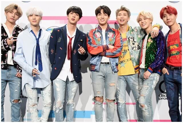 Boy Band BTS Ta e Prome Grupo Di K-Pop Cu Ta Logra coi Top Ariba US Billboard Top 200