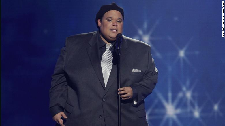 E GANADOR DI AMERICA GOT TALENT NEAL E BOYD A FALLECE